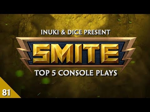SMITE - Top 5 Console Plays #81