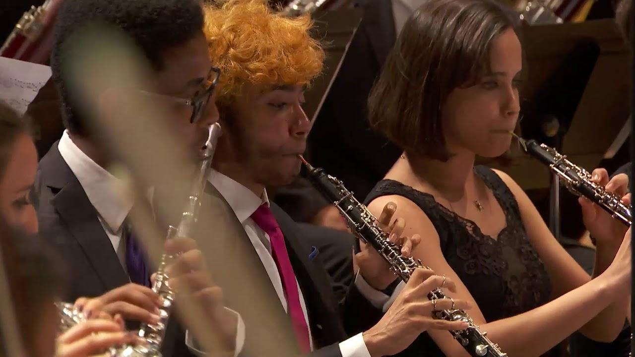NEOJIBA - Orquestra Juvenil da Bahia - Tico Tico no Fubá (Realização: IDSM/Governo da Bahia/SJDHDS)
