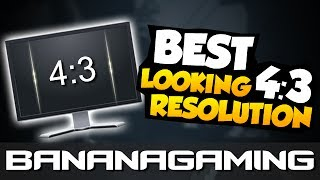 Download How to get the best looking 4:3 resolution (Great for CS:GO)