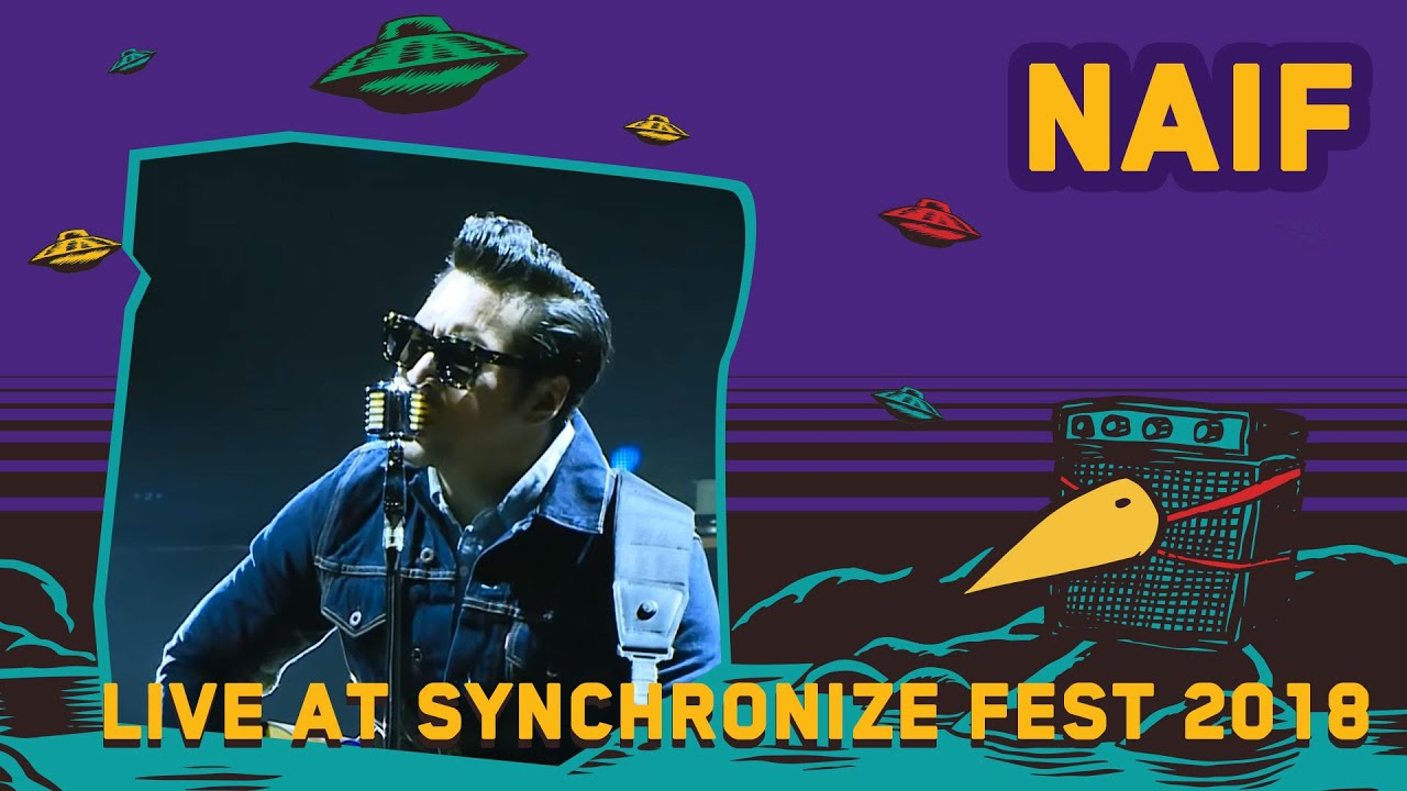 Download NAIF LIVE @ Synchronize Fest 2018 MP3 Gratis