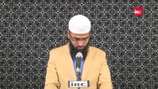 Very Emotional Speech By Adv. Faiz Syed