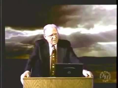 Chuck Missler Proves The Pre-Tribulation Rapture