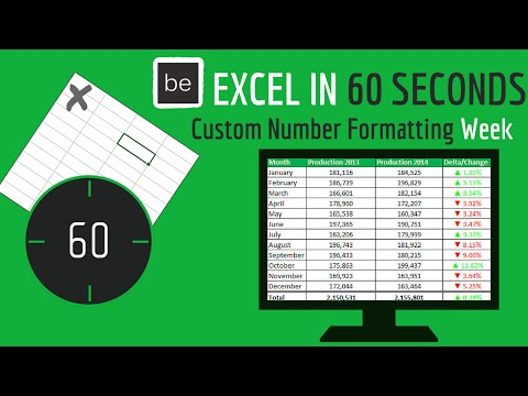 How to Use Increase Decrease Arrows in Excel