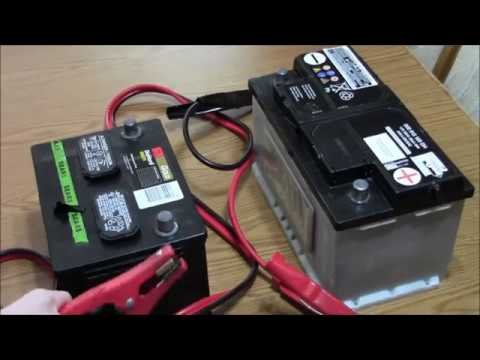 Diesel Batteries: How are the batteries wired in a dual battery diesel truck?