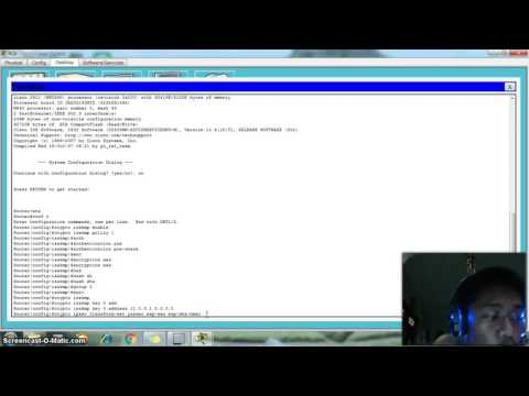 How To Configure VPN for Cisco With Cisco Packet Tracer