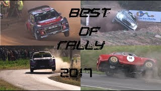 BEST OF RALLY, CRASHES, SHOW 2017_By 206GT