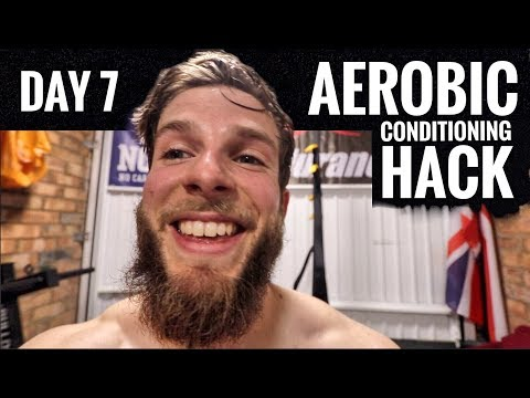 BUILDING AN ENGINE FOR CROSSFIT: Are you doing it Right? // DAY 7
