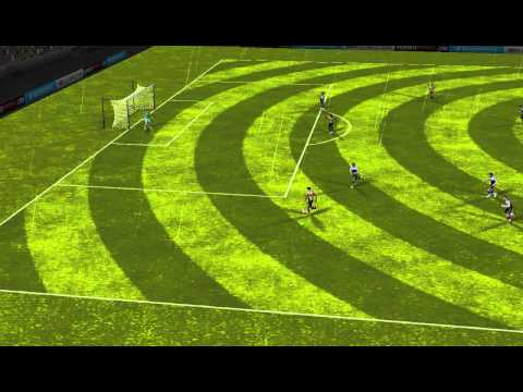 FIFA 14 Android - Milan VS SL Benfica