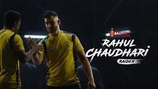 Vivo ProKabaddi: Raid Machine, Rahul Chaudhari, is set to fight against the odds!