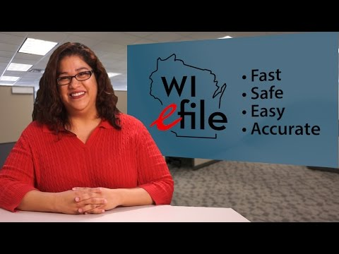 Four Great Reasons to e-file in Wisconsin