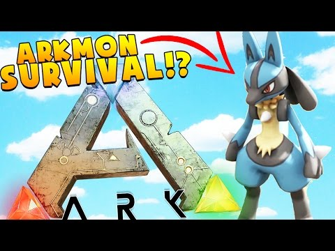 CATCHING SYLVEON (STRONGEST POKEMON EVER) - ARK SURVIVAL EVOLVED POKEMON MOD (ARKMON) #3