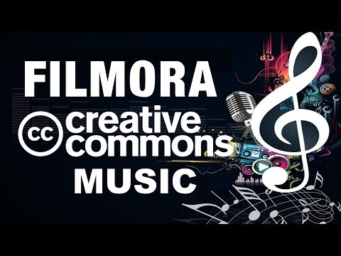 How to use creative common music Audio With Filmora | Royalty Free Music With Filmora