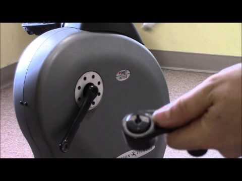 Recumbent Bike Crank Arm Replacement How To