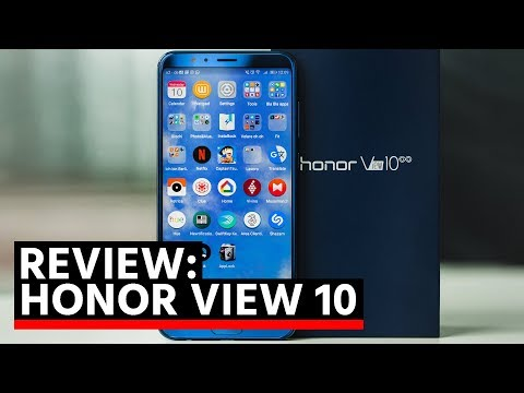 Honor View 10: The definitive review!