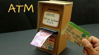 ATM DIY | How to make Kids ATM