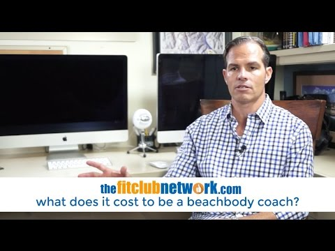 What Does it Cost to be a Beachbody Coach?