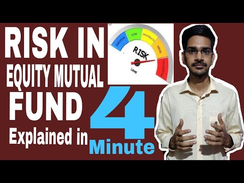 RISK OF INVESTING IN MUTUAL FUNDS| RISK IN EQUITY MUTUAL FUND | HOW RISKY IS EQUITY MUTUAL FUNDS