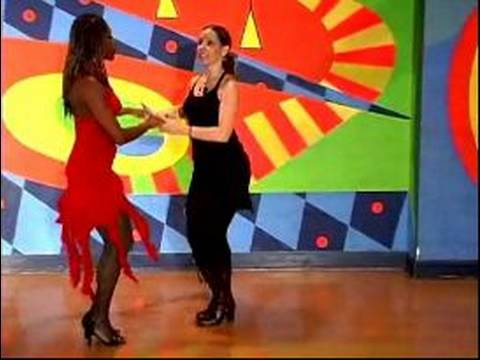 How to Bachata Dance : How to Do Basic Partner Bachata Dance Steps