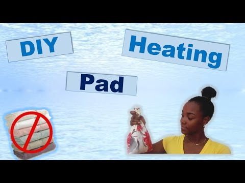 DIY Heating Pad │No Rice/Towel