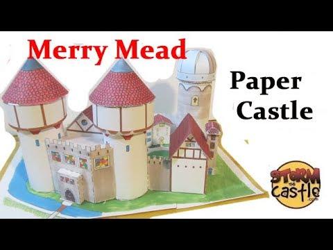 MerryMead Paper Castle