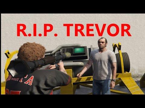 GTA 5 Jimmy Kills Trevor