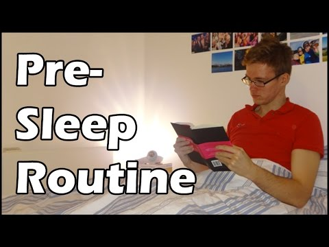 How To Feel Less Tired By Implementing A Pre Sleep Routine | David Westcough