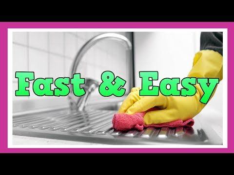 How To Clean Stainless Steel ~ Video
