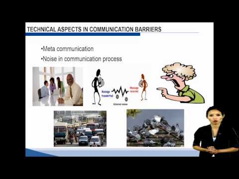 Barriers on Communication PPT V