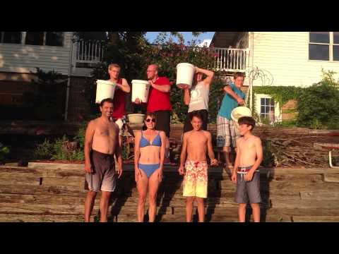 Gandhi Ice Bucket Challenge