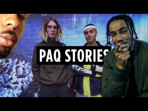 PAQ Stories: Linking up with AJ Tracey