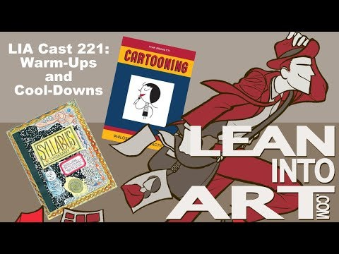 LIA Cast 221 - Warm Ups and Cool Downs