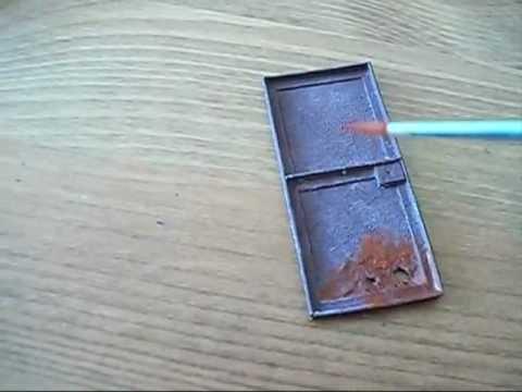model rusty door