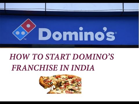 how to apply for Dominos Pizza Franchise  in India