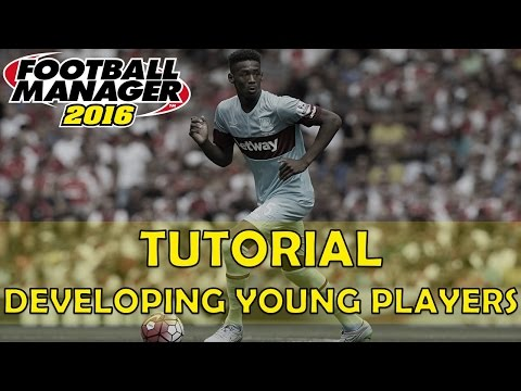 My Best Methods to Develop Young Players on Football Manager