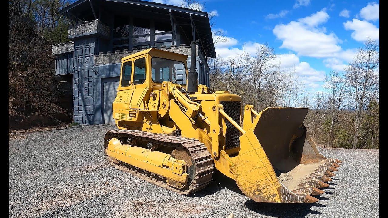 Buying a big track loader