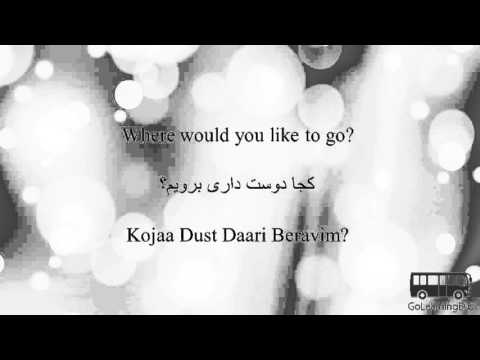 Learn Persian Phrases - Dating via Videos by GoLearningBus(4F)