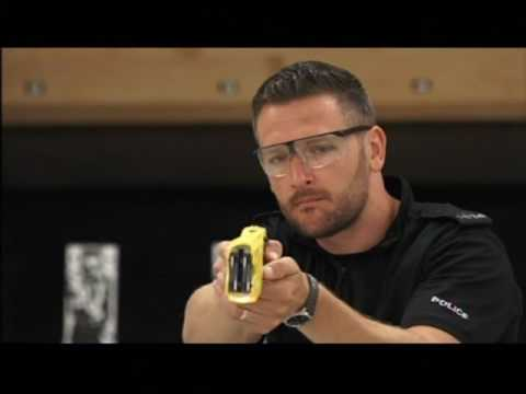 West Midlands Police - Taser officers to double over the next 18 months