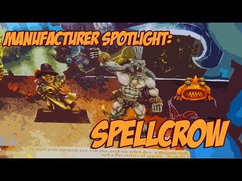 Manufacturer Spotlight: Spellcrow