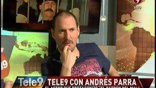 Tele9 con Andrés Parra