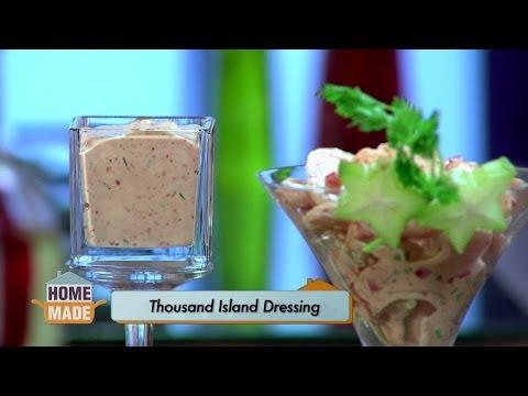 Thousand Island Dressing - Ranveer Brar - Home Made