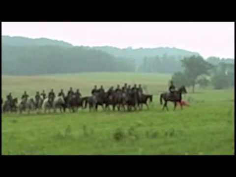 Gettysburg calvary