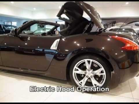 Nissan 370Z Roadster Black Rose