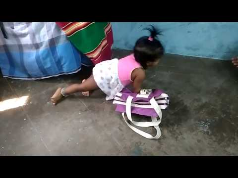 Funny Kid - Help to Mother