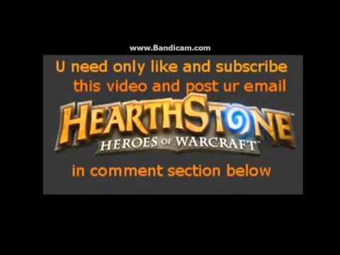 Hearthstone beta key giveaway! FREE! CLOSED!