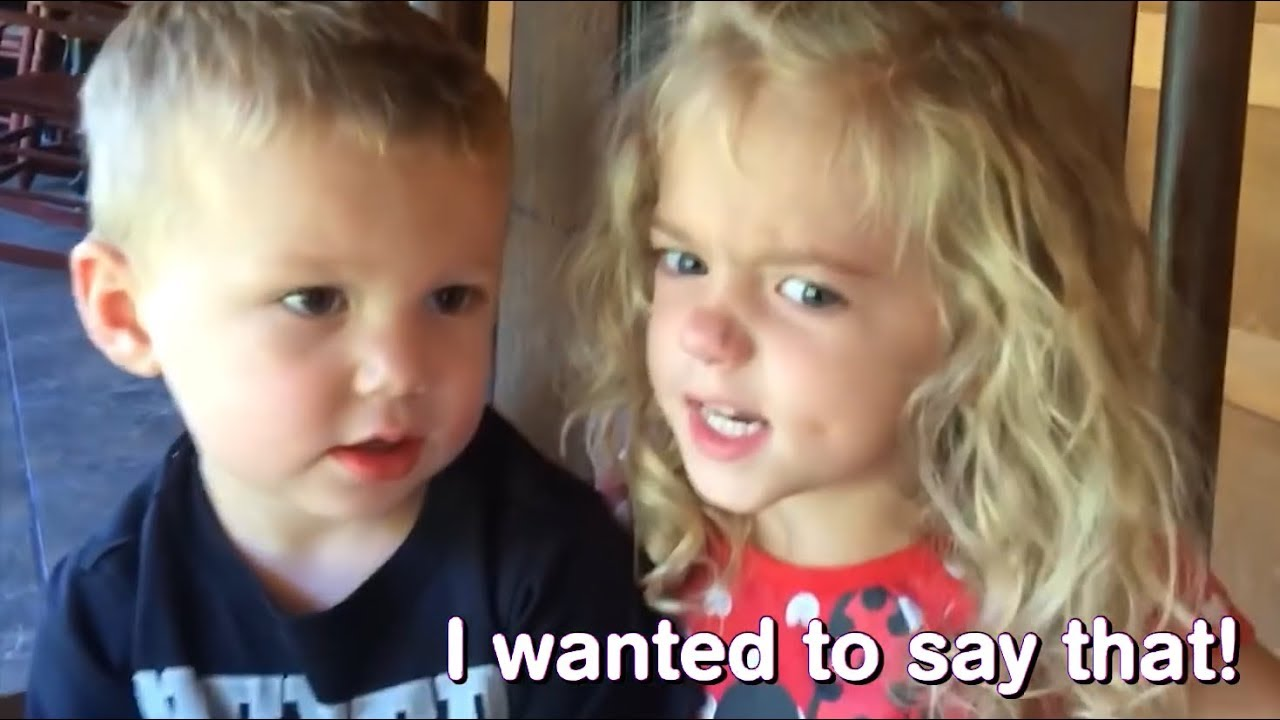 Kids say funny things 11 - I'm afraid so god will turn me into a mom :D