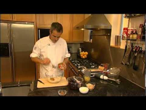 Phil Vickery makes caramel squares