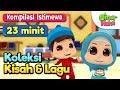 Download lagu Omar & Hana   Tart Buah Hana & Lain Lain   Koleksi Kisah & Lagu Omar & Hana