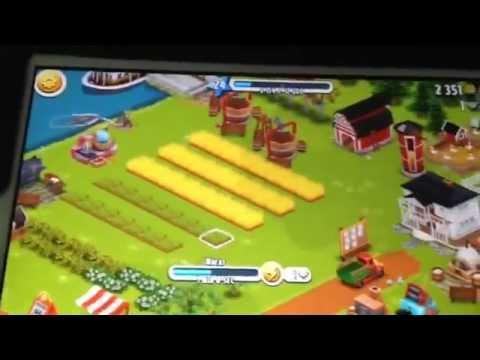 Hay Day trick to get vouchers and land deeds (no jailbreak)