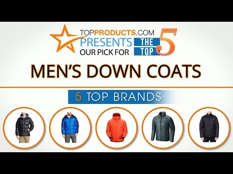 Best Men's Down Coat Reviews 2017 – How to Choose the Best Men's Down Coat