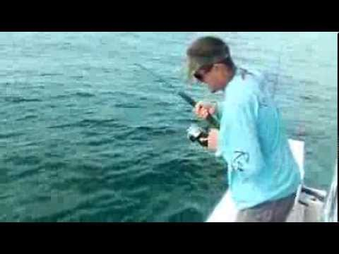Shark, Gag Grouper and Snapper Fishing on Reef
